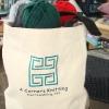 Project Bag for 4 Corners Knitting, Narrowsburg, NY