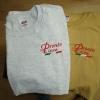 T-shirts for Pronto Pizza, Livingston Manor, NY