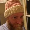 Seed Stitch Hat - 2